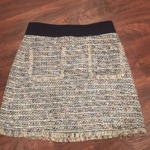 NEW J. Crew Tweed Skirt